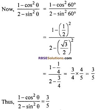 Ch 6 Maths Class 10 Trigonometric Ratios Miscellaneous