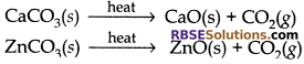 RBSE Class 10 Chapter 6 Chemical Reaction And Catalyst