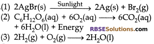 Class 10 Science Chapter 6 Solutions Chemical Reaction And Catalyst